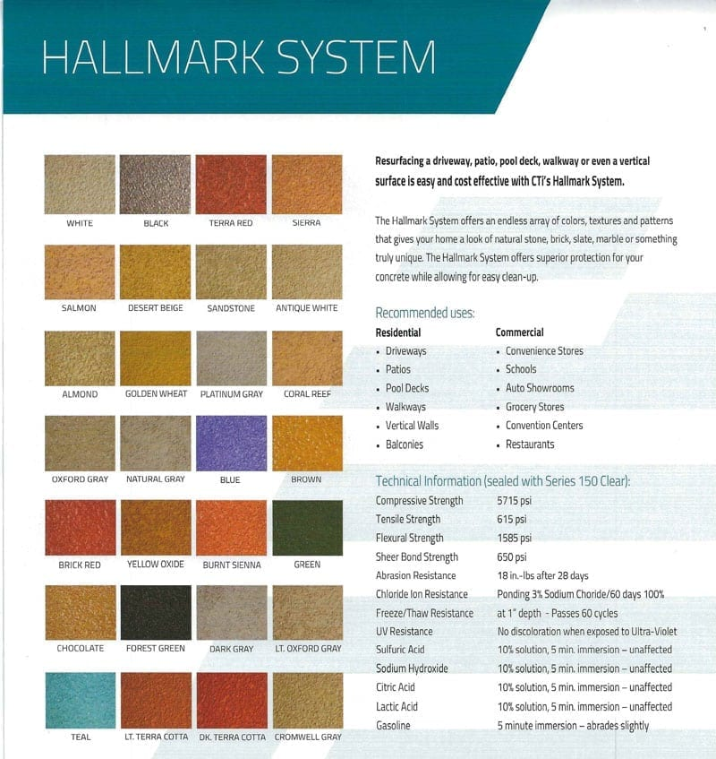 Hallmark System