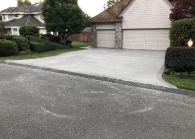 driveway after halmark
